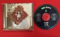 WILD BUNCH MASSIVE ATTACK PROTECTION 1994 724383988327 ÉTAT CORRECT CD