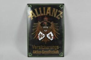 g60n37- Allianz Emailschild