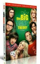THE BIG BANG THEORY: Complete Series Seasons 12 (DVD Set) NEW Free Shipping!!!