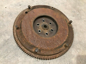 1940s-50s Studebaker 170 6 cylinder manual transmission flywheel #2