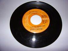The Guess Who: Clap For The Wolfman / Road Food / 1974 / 45 Rpm
