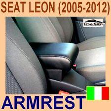 Seat Leon (2005-2012) - armrest mod. TOP for - accoudoir puor - mittelarmlehne-@