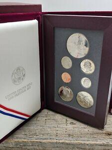 1996 US Silver Prestige Proof Set All Original US Mint Packaging Key Date