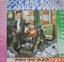 ROCK AND ROLL CLASSICS - VOL.10 - FROM THE VAULTS  -  LP