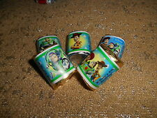 GLOSSY TOY STORY PERSONALIZED HERSHEY NUGGET WRAPPERS BIRTHDAY PARTY FAVORS