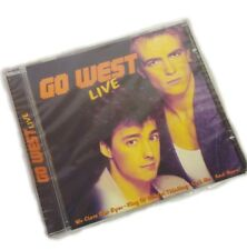 Go West Live CD King of Wishful Thinking We Close Our Eyes Holland Import