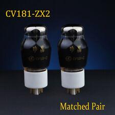 2pcs Shuguang Treasure CV181-Z(6SN7-T 6N8P)Vacuum Tubes Matched Pair NEW