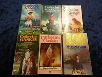 6 HEART-TAKING BOOKS by CATHERINE GASKIN ** UK POST £3.25 ** PAPERBACKS