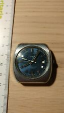 Orologio vintage Sicura Collins Shockresistant, Movimento EB 8800 funzionante