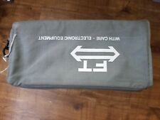 Electronic test Gear Padded Carry Case Soft Carrying Case for CRT Oscilloscopes
