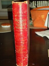 Nansen in the Frozen World-Fram Expedition-by Read-1897- Antique Arctic Explor