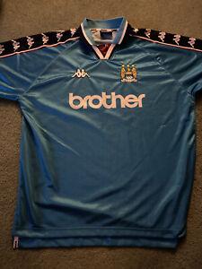 Manchester City Vintage Kappa Shirt