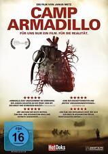 Camp Armadillo DVD Soldaten im Afghanistan-Einsatz Neu!