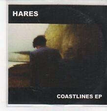 (DQ665) Hares, Coastlines EP - 2012 DJ CD