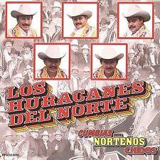 FREE US SH (int'l sh=$0-$3) ~LikeNew CD Huracanes Del Norte: Cumbias Para Norten