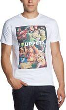 Muppets T-Shirt All Muppets Puppets Größe XL NEU