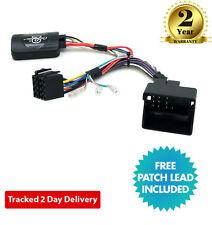 CTSPG 007.2 Pioneer commande de direction adaptateur pour Peugeot 207 208 307 308 407 3008
