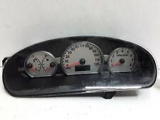 03 04 Saturn Ion sedan mph speedometer white gauges OEM 22708267  78,800 Miles!