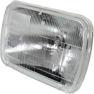 (Set Of 2) Wagner, H6054BL Lights - Exterior - Headlight, High Beam & Low Beam