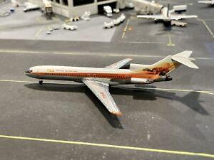 Aeroclassics 1:400 TAA Trans Australia 727-200 VH-TBK Central Australian Livery