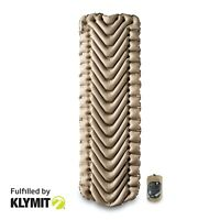 KLYMIT Static V RECON Lightweight Sleeping Camping Pad | NEW FACTORY SECOND