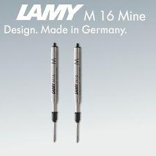 Lamy Kugelschreiber Minen M16 M schwarz