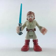 Playskool Star Wars Galactic Heroes Attack Of The Clones Obi Wan Kenobi