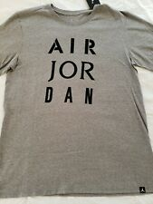 18134b8840cf Nike Air Jordan JSW HBR AJ Stencil T-shirt Men s Large New with Tags AJ1387
