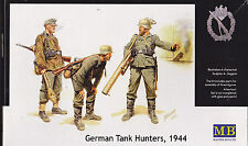 MASTER BOX MB3515 - GERMAN TANK HUNTERS 1944 1/35 - NUOVO