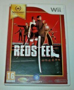 Red Steel Nintendo Wii (PAL España muy buen estado)