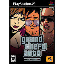 Grand Theft Auto: The Trilogy PS2 [Brand New]