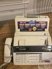 Brother Mfc 1770 5in1 Fax Printer Copier Scanner Pc Fax Works