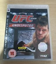 UFC 2009 Undisputed COMPLETE Playstation 3 PS3 Game FREE P&P