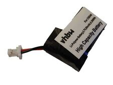 Akku für Headset Plantronics CS540 / CS540A / Savi CS540 / Savi CS540A vhbw