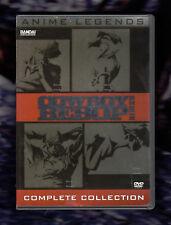 Cowboy Bebop Remix Complete Collection Sunrise Bandai Anime Legends DVD  Box Set
