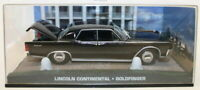 Fabbri 1/43 Scale Diecast Model - Lincoln Continental - Goldfinger