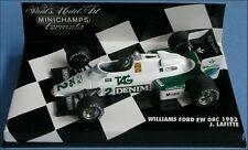 WOW EXTREMELY RARE Williams FW08C Ford Lafitte GP Monaco 1983 1:43 Minichamps