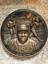 Babe Ruth 3D The Sultan of Swat Immortals Of The Diamond Plate