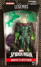 Marvel Legends Mysterio Figure Lizard BAF Spider-Man Hasbro New
