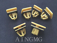 30x Wheel Flare & Body Side Moulding Clip With Sealer Retainer A21484 877563E500