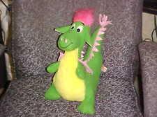 "15"" Vintage Elliot Plush Toy From Disney Pete's Dragon Walt Disney Productions"