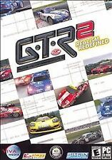 GTR 2: FIA GT Racing Game (PC, 2007) Brand New!