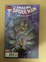 AMAZING SPIDER-MAN RENEW YOUR VOWS #2 SECRET WARS 1ST PRINT MARVEL COMICS 2015