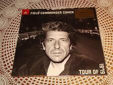 LEONARD COHEN Field Commander Audiophile SONY MUSIC MOV 2x180g LP NEW SEALED ED1
