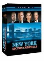 New York Section Criminelle : L'Integrale saison 1 - Coffret 6 DVD // DVD NEUF