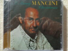 A Merry Mancini CHRISTMAS-CD NUOVO & OVP