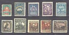 Armenien. 1922. Armenische Sowjetrepublik. Die dritte Standard-Briefmarkenserie.