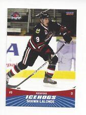 2010-11 Rockford IceHogs (AHL) Shawn Lalonde (Nürnberg Ice Tigers)