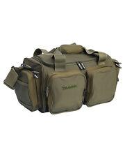 Daiwa NEW Carp Fishing Mission Green Carryall 40ltr Tackle Bag - DMC1