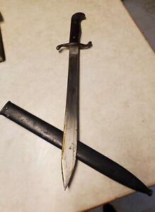 1909 Argentine M1909 Artillery Short Sword
